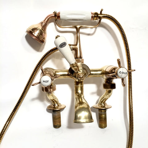 We can restore your bath shower mixer