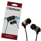 Northcore Soundwave Waterproof Earphones - TVSC