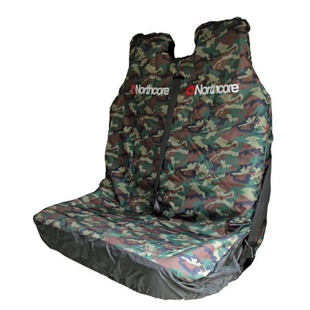 Northcore Car & Van Seat Cover Double Camo Waterproof - TVSC