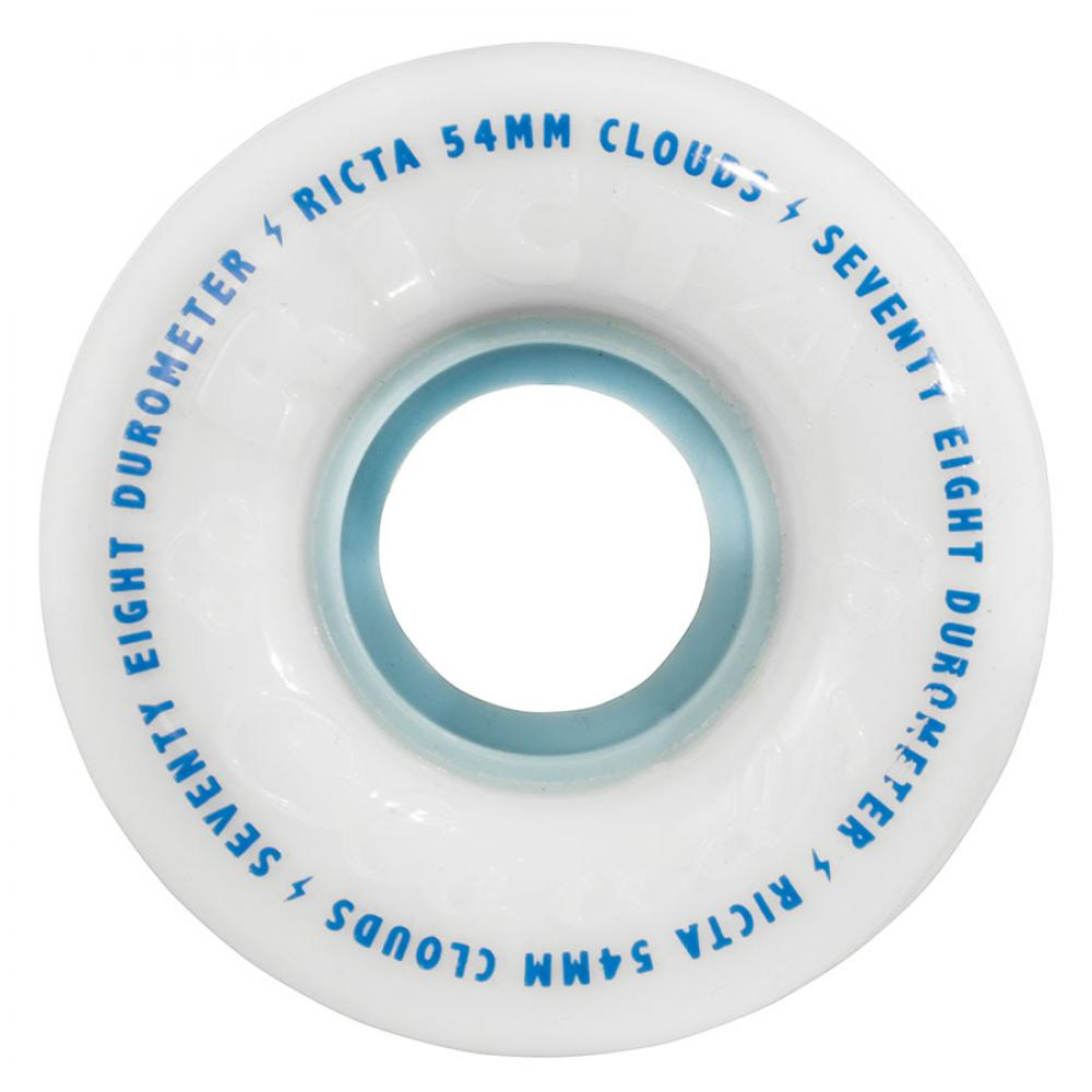 Ricta Clouds Soft Skateboard Wheels 78A | 54mm - TVSC
