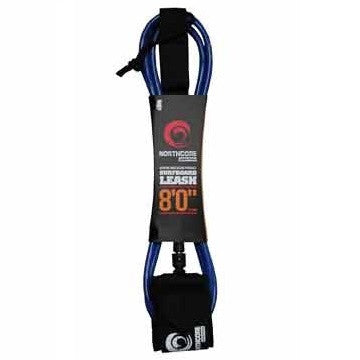 Northcore Addiction Leash 7mm Blue 8ft - TVSC