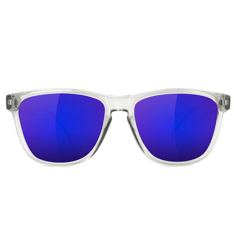 Glassy Deric | Clear & Blue - TVSC