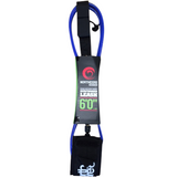 Northcore Addiction Leash 7mm Blue 6ft - TVSC
