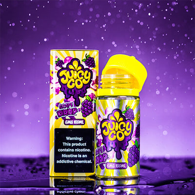 Juicy Co - Grape Drop - 100ml