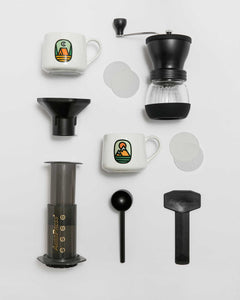 Coffee Outdoors Kit