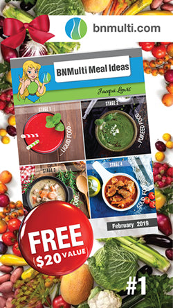 bnmulti Meal Ideas eBook