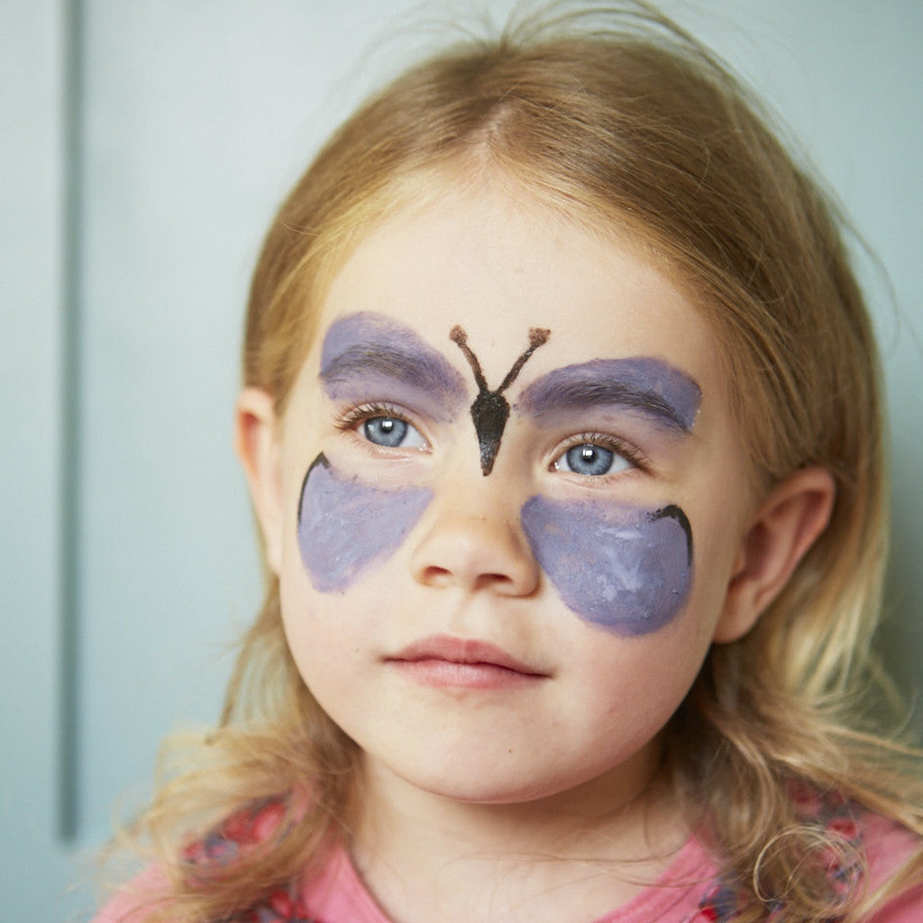 Natural Earth Face Painting Kit