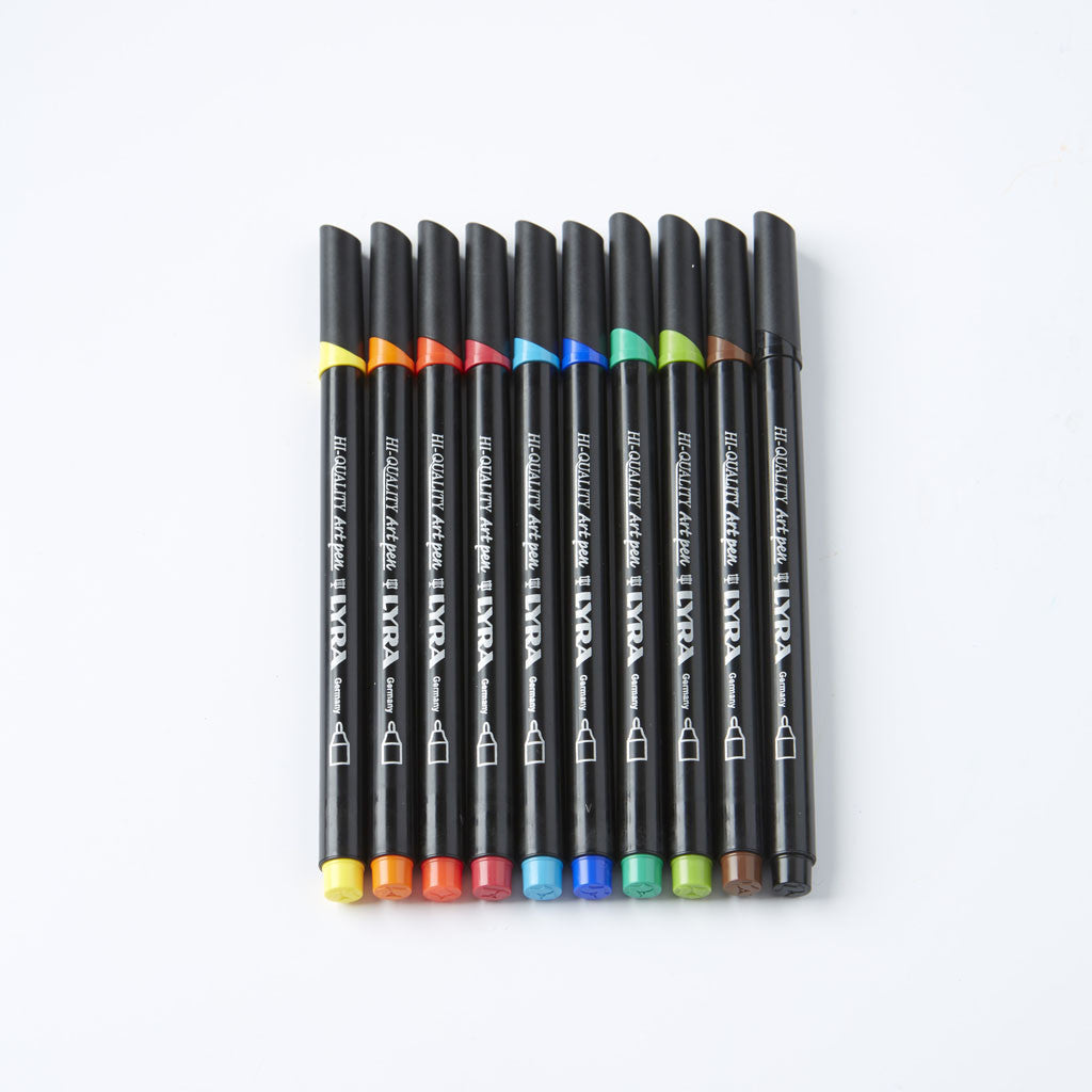 Lyra High Quality Art Pen (10)