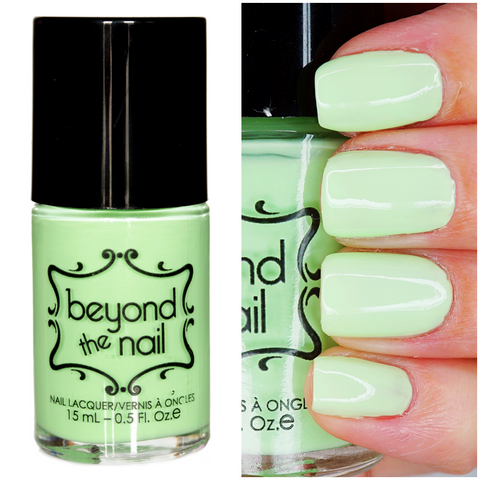 Exploding Honeydew - Soft Neon Nail Polish