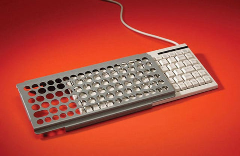 Compact Keyboard-USB & Keyguard