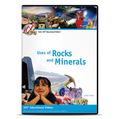 Uses of Rocks and Minerals