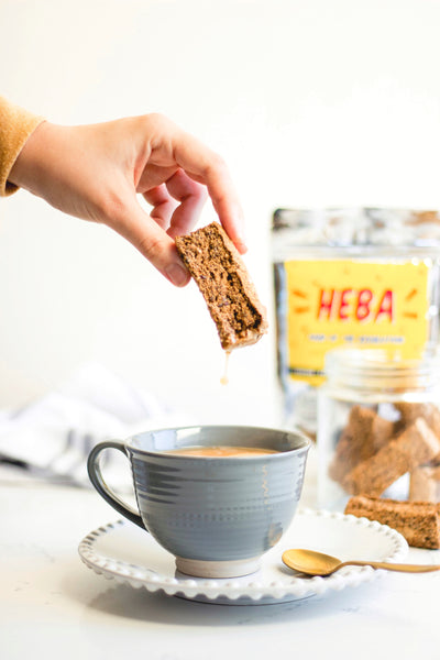 Trail Mix HEBA Rusks