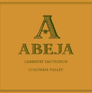 Abeja Cabernet Sauvignon Columbia Valley Washington, 2012, 750