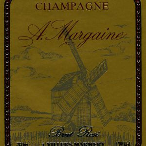 A. Margaine Brut Rose Champagne France, NV, 750