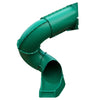 Gorilla-Playsets-Radical-Ride-7ft-Tube-Slide-Green-from-NJ-Swingsets-Studio-Solo
