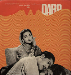 Dard - Music by Naushad Bollywood Vinyl LP