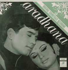 Aradhana 1960 Bollywood Vinyl LP
