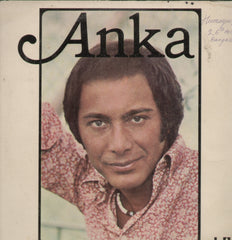 Anka - English Bollywood Vinyl LP
