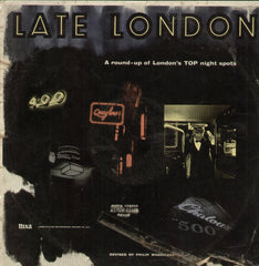Late London - English Bollywood Vinyl LP
