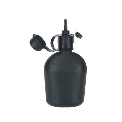 Gas Mask Canteen - Fits Israeli M15 and Civilian