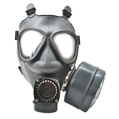 Finnish Gas Mask with Filter