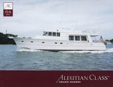 Grand Banks Aleutian 64 Brochure