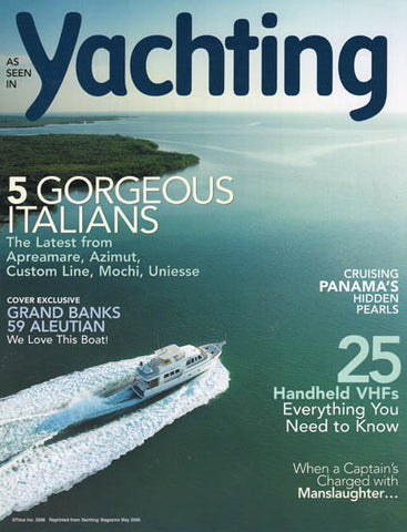 Grand Banks Aleutian 59 Yachting Magazine Reprint