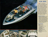 Glastron 2001 Brochure
