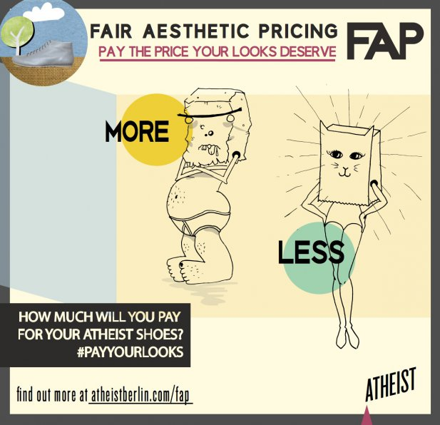 Proud to launch FAP – Fair Aesthetic Pricing!
