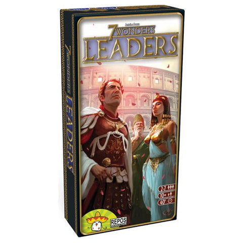 7 Wonders Leaders Expansion Philippines