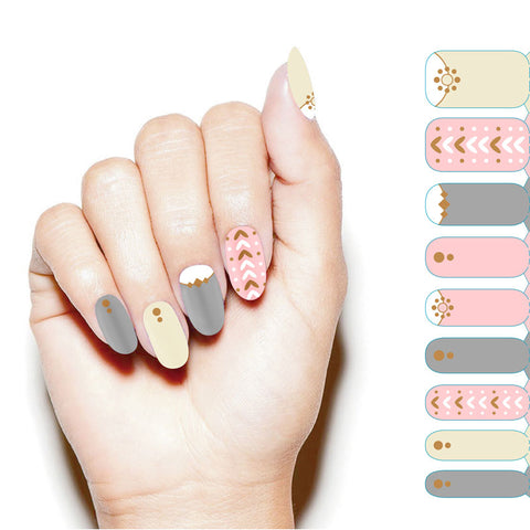 Kikai Nail Wrap Born Pretty