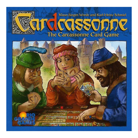 Cardcassonne Card Game Philippines