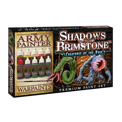 Army Painter Creatures of the Void Paint Set
