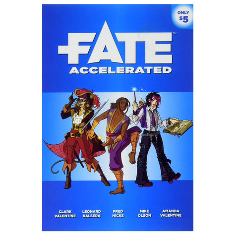 Fate Accelerated Philippines