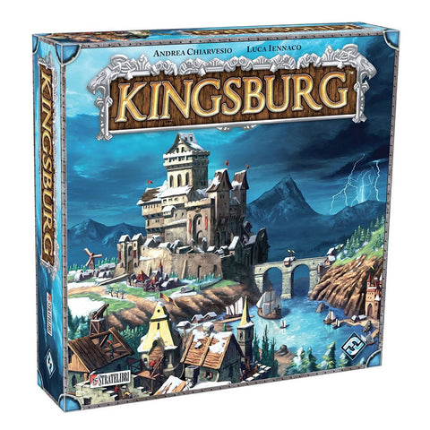 Kingsburg Board Game Philippines