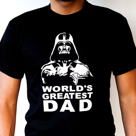 Shirt: World's Greatest Dad