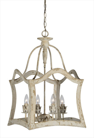 Bree Metal Chandelier - Out of the Woodwork Designs