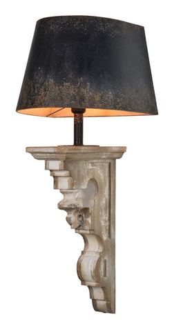 Payton Wall Sconce - Out of the Woodwork Designs