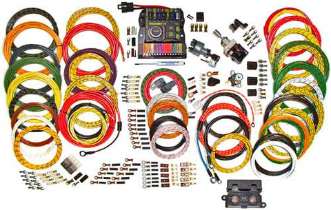 American Autowire Highway 15 Nostalgia Wiring System