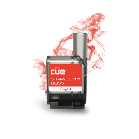 Cue - Cue Strawberry Bliss Cartridge Refills - Drops of Vapor