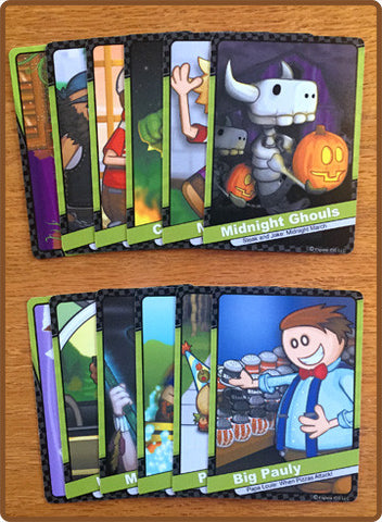 Flipdeck: Pack 3