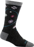 Darn Tough Women's Spring Garden Crew Light Cushion Hiking Socks - 1610 - Dearborn Supply
