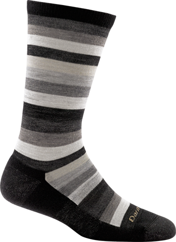 Darn Tough Phat Witch Light Cushion Socks - Women's Black Small