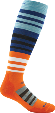 Darn Tough Hojo OTC Cushion Socks - Kid's Orange Small