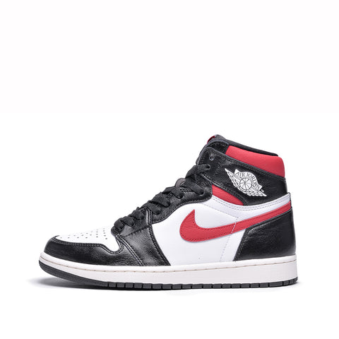 "AIR JORDAN 1 RETRO HIGH OG (GS) ""GYM RED"""
