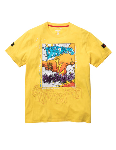 CHILD'S PLAY TEE - YELLOW