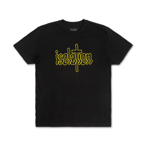 Isolation Tee - Black