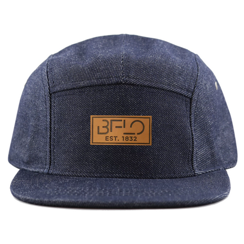 5-Panel Hat - The Ebenezer