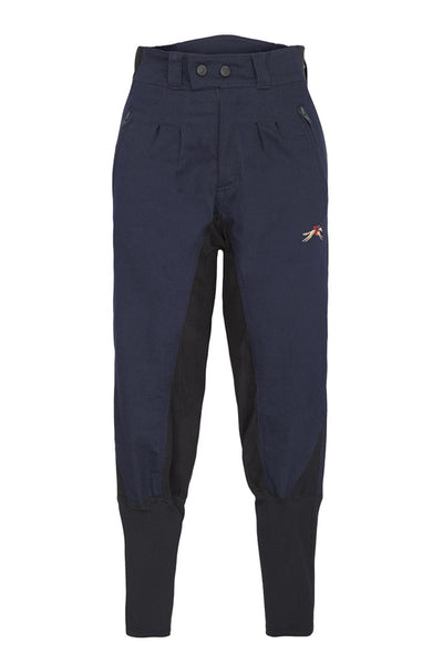 Paul Carberry PC Racewear - Duvall 150 Breeches in Navy - Front