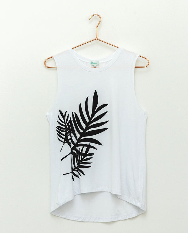 T-Shirt Black Palm